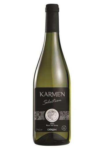Karmen Selection White