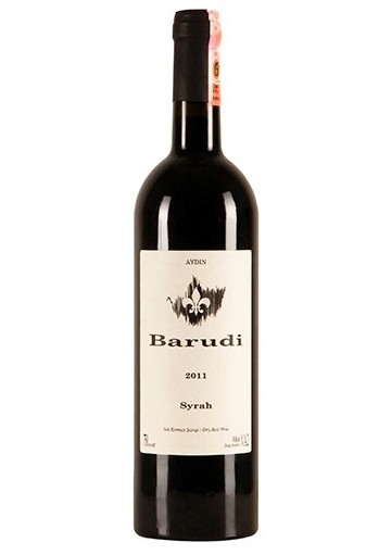 Barudi Syrah - 75cl (Some Label Damage - Slightly Wine Stained)