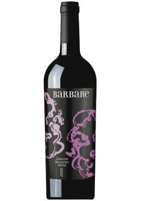 Barbare Cabernet Sauvignon/Merlot Red - 75cl