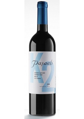 Paşaeli K2 Red 2012 - 75cl