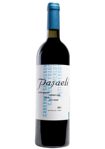 Paşaeli  Red 2010- 75cl