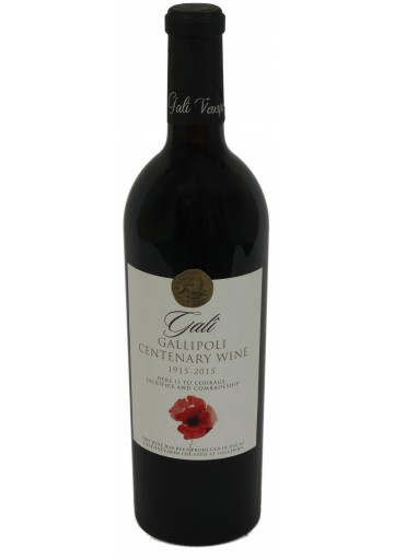 Gali Centenery Red Wine 2010 - 75cl - Limited Editon