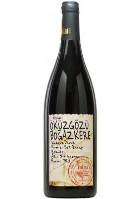 Vinkara Doruk Öküzgözü/Bogazkere 2012 - 75cl