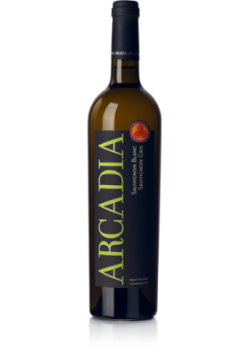 Arcadia Estate Bottled Sauvignon Blanc & Sav. Gris - 75cl