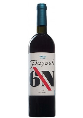 Paşaeli 6N Red 2015 - 75cl