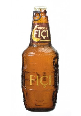 Tuborg Fici (Draft) Beer Brewed in Turkey 12x500ml