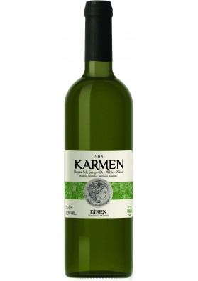 Diren Karmen Series - White 75cl