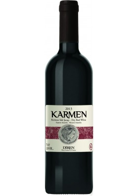 Diren Karmen Series - Red 75cl