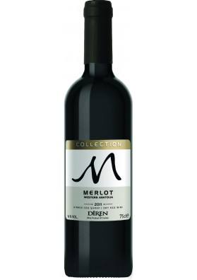 Diren Collection Series - Merlot 75cl