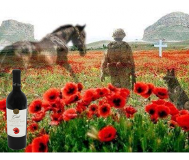 GALLIPOLI CENTENARY WINE RELEASED